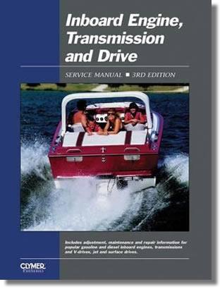 Réparation in-bord moteurs et transmission