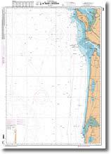 Carte de l'Île d'Oléron à Arcachon