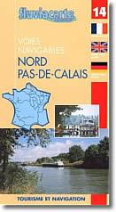 Voies navigables Nord-Pas-de-Calais