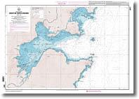 Carte du Golfe de Porto Vecchio