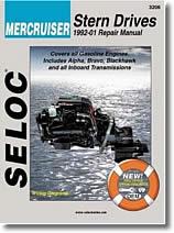 Stern drive Mercruiser (1992 à 2001)