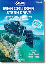 Mercruiser Bravo (1992 à 1996)