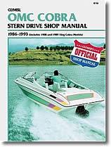 Stern drive OMC (1986 à 1993)