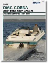 Manuel de réparation Stern drive OMC (1994 à 2000)