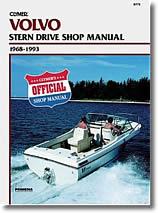 Stern drive Volvo (1968 à 1993)