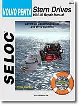 Stern drive Volvo Penta (1992 à 2003)