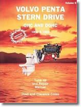 Manuel de réparation Stern drive Volvo Penta (1992 et 1993)