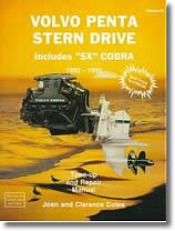 Stern drive Volvo Penta (1992 à 1995)