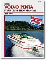 Stern drive Volvo Penta (1994 à 2000)