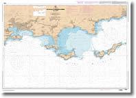de Toulon à Cavalaire - Îles d'Hyères
